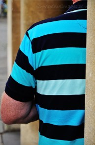 weekly photo project Blue TShirt