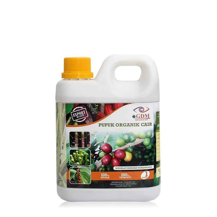 produk pupuk organik cair gdm spesialis kebun 1ltr