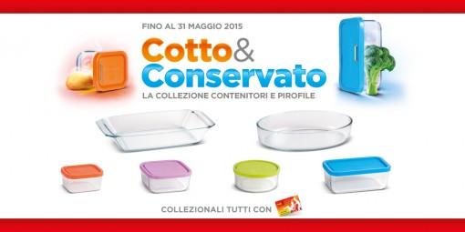 Frigoverre Penny Cotto & Conservato