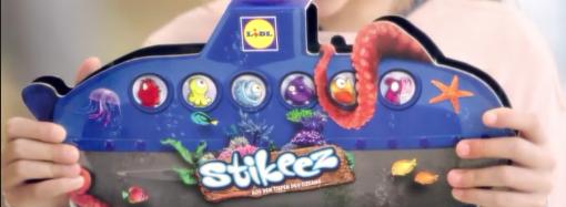 Lidl Stikeez 2015 sottomarino