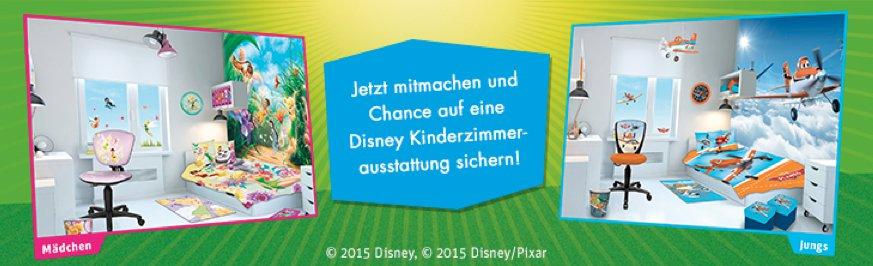 REWE Concorso cameretta Disney 873 x 266