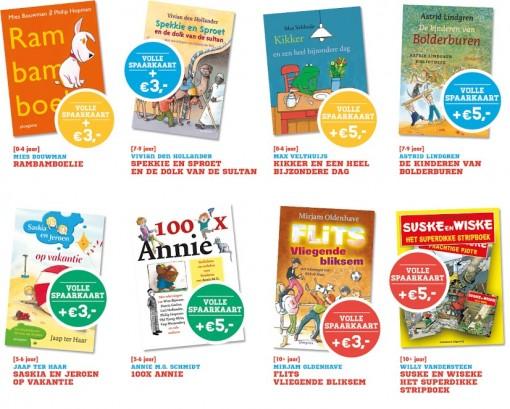 Kinderboeken-selectie