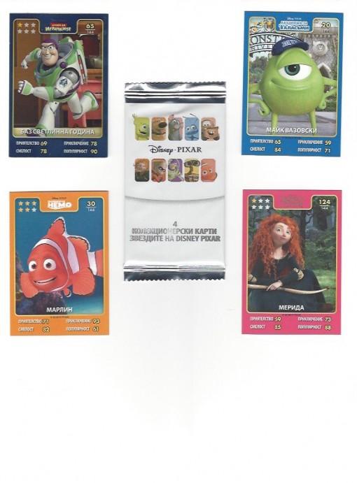 Kaufland pack Disney Pixar