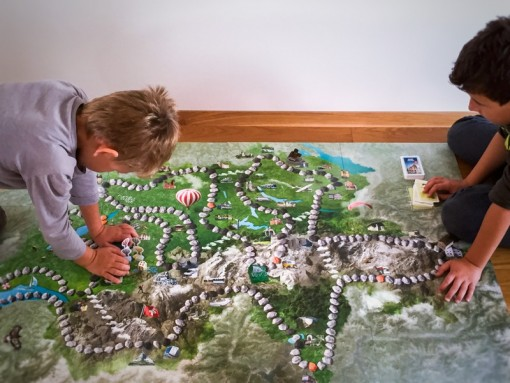 Suissemania board game