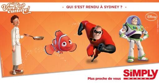 Simply market Disney 5