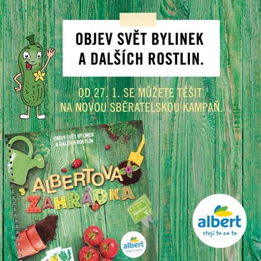 Albert CZ Giardinieri