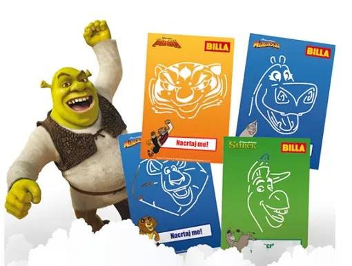 Billa Card Billa album Billa HR: DreamWorks collection!