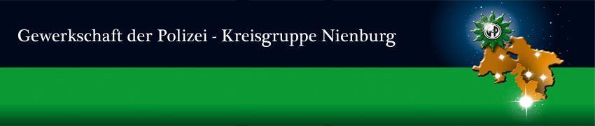 Einladung zur Jahreshauptversammlung der GdP Kreisgruppe Nienburg
