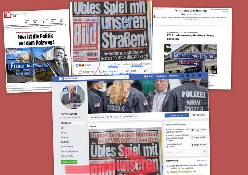 Rainer Wendt und die Bildzeitung – moderne Demagogie. Ein konkretes Beispiel: