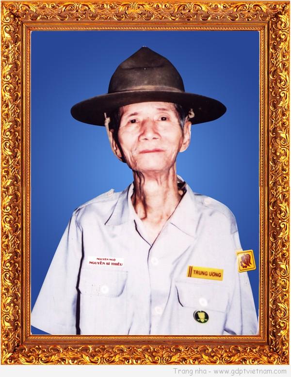 Thư Mời: Lễ Tiểu Tường Huynh Trưởng Cấp Dũng Nguyên Ngộ Nguyễn Sĩ Thiều Phó Trưởng Ban Hướng Dẫn Trung Ương GĐPT Việt Nam
