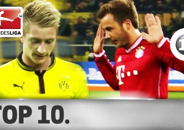 Top 10 Goals – Against Former Clubs