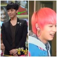 [Fashion] Teen Top L.Joe wears G-Dragon Earrings Fashion ...