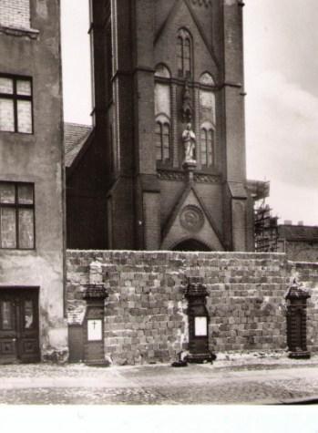 Church of Reconciliation - Bernauer Strasse