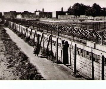 Sector Checkpoint - Heinrich-Heine-Strasse
