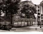 Underground railway station - Bernauer Strasse