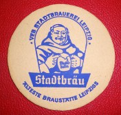 """Stadtbräu - Leipzig's Oldest Brewery"" - you'll notice that they don't claim ""best"" (photo: author)"