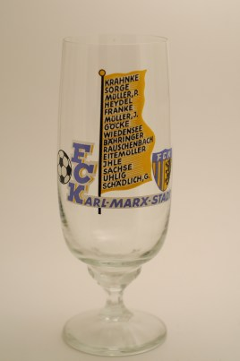 """FC Karl-Marx-Stadt (12th, 31 seasons, 769 points) most notable as the club where German skipper Michael Ballack would learn his footballing ABCs. The team now operates as Chemnitzer FC, reflecting the city's jettisoning of its """"honorific"""" name as soon as it was able in 1990."""
