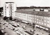 Eisenhüttenstadt: Leninallee (People's Own Graphokopie, 1972)