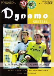 LPZ Football - Dynamo DD Programheft