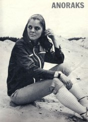 Another Melis-shot anorak from Sibylle 6 1969