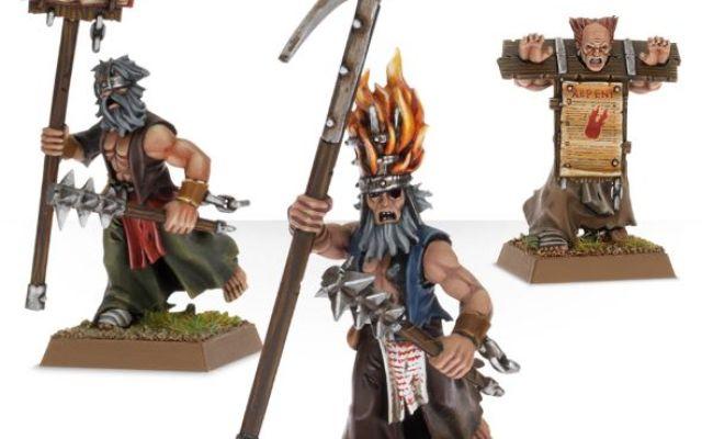 Warhammer Fantasy Roleplay Flagellanti Giochi Di Ruolo