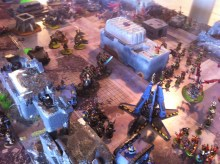 space marine vs demoni la spezia comics and games