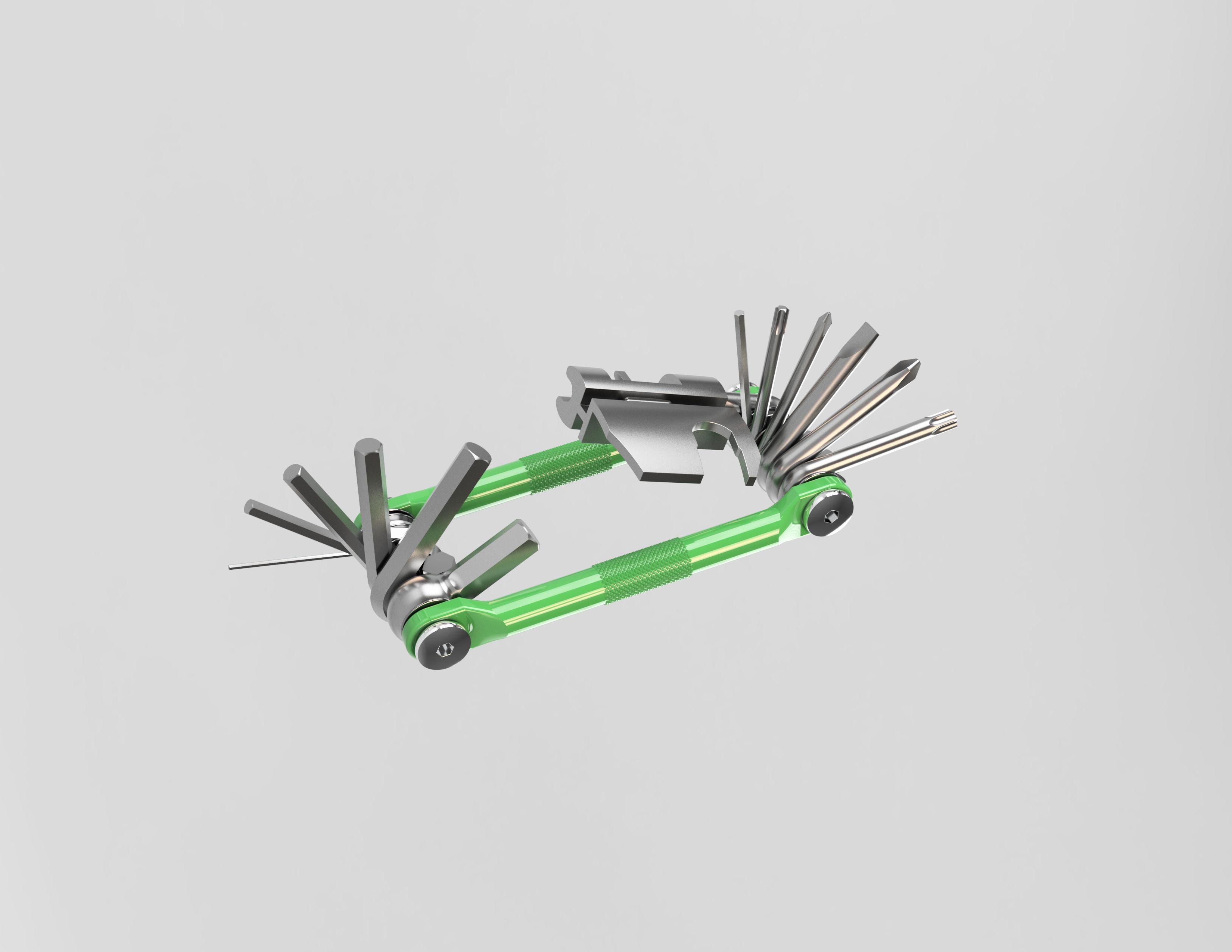 Bike Multi Tool Autodesk Online Gallery