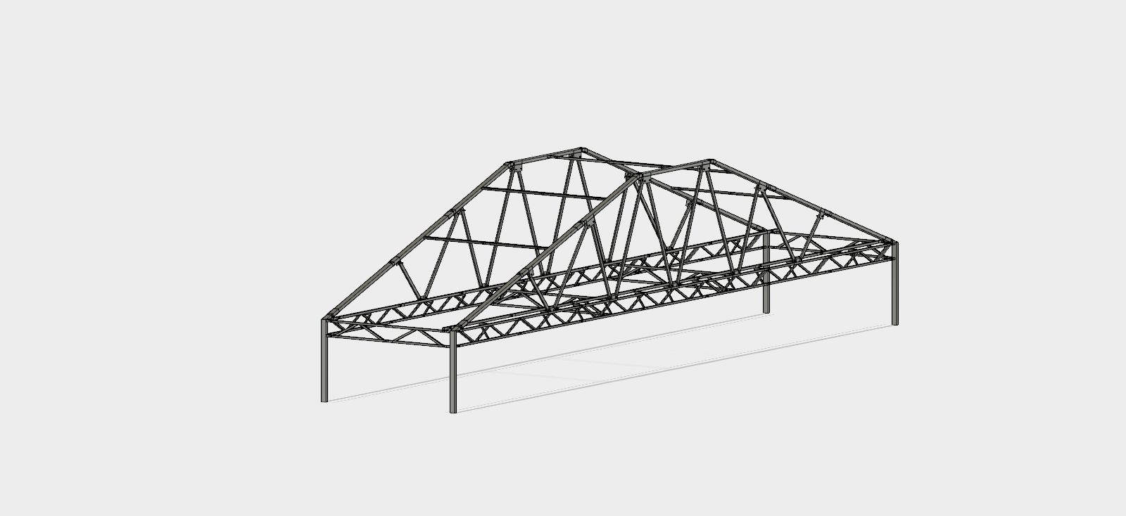 Steel Bridge|Autodesk Online Gallery