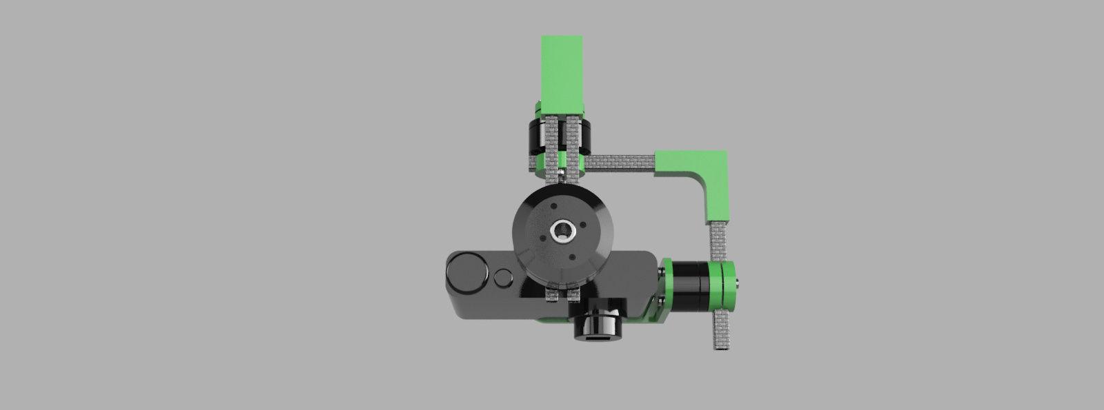 Versatile 3-axis gimbal (3D-Print)|Autodesk Online Gallery
