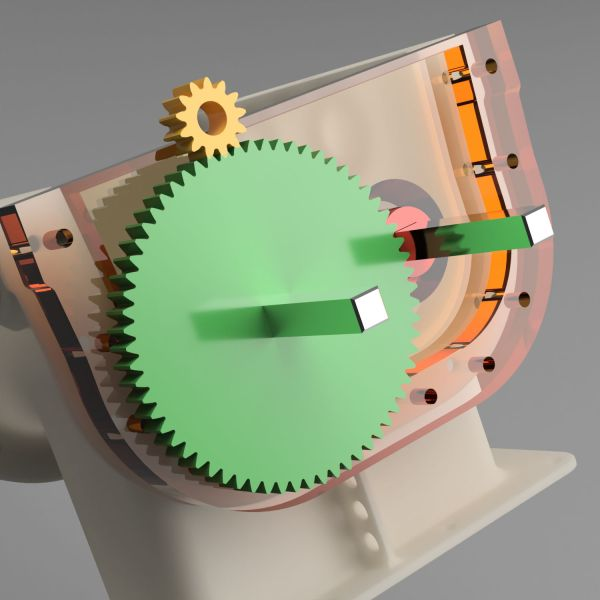 20+ Fusion 360 Gears Pictures and Ideas on Meta Networks