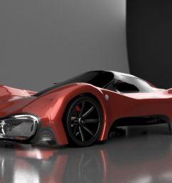alfa romeo concept 1 v24 render ready v4  [ 1280 x 723 Pixel ]