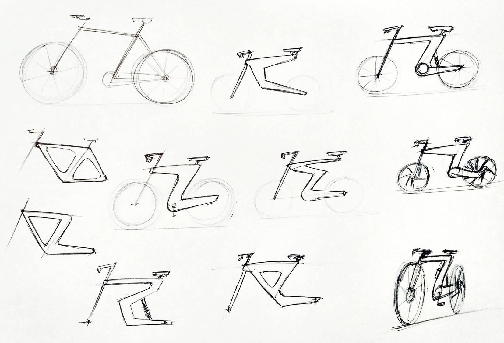 Hybrid E-Bike Design Autodesk Online Gallery