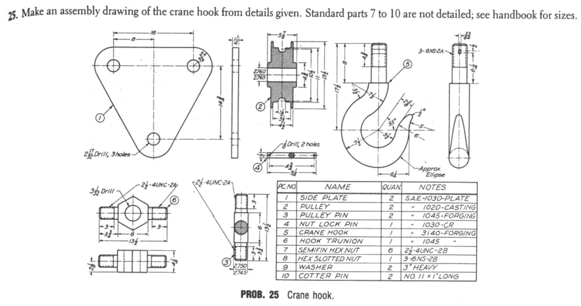hight resolution of hook trolley 3500 3500