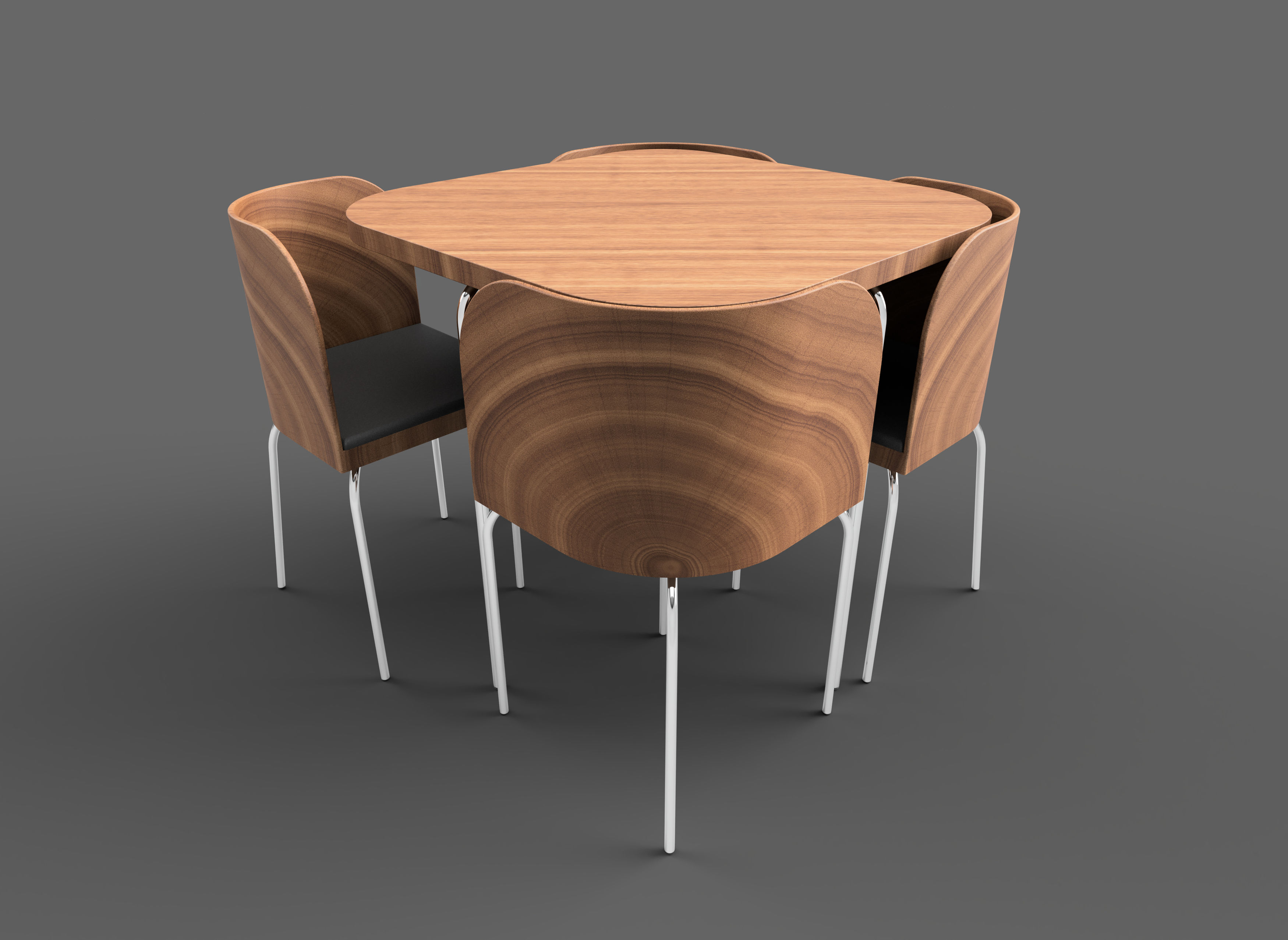 ikea fusion table and chairs autodesk