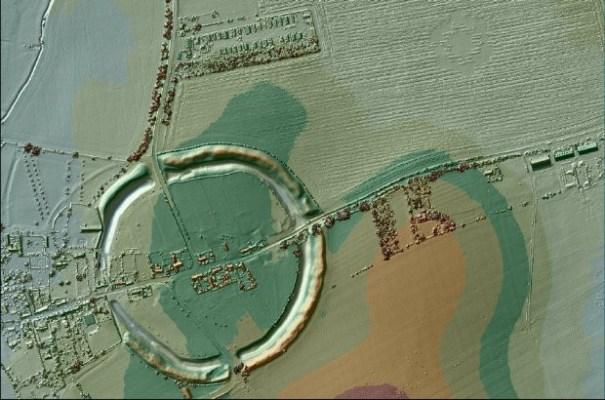 LIDAR Avebury