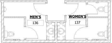 Restrooms Example 1