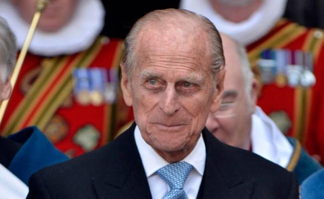 Ansia A Buckingham Palace Il Principe Filippo Ricoverato
