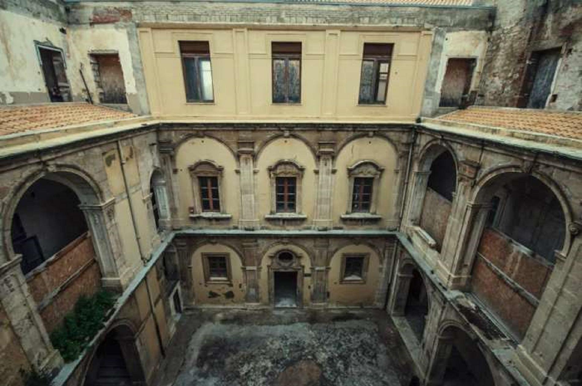 Edificio del 600 a rischio crollo, sequestrato l'ex liceo Gargallo ...