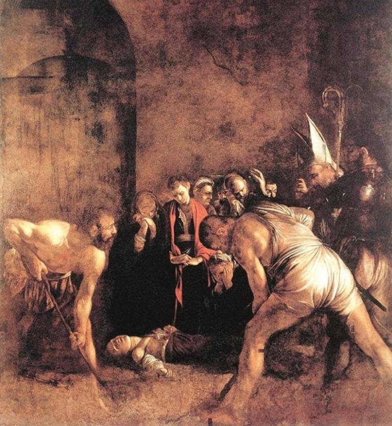 """L'opera del Caravaggio è in pericolo"""": a Siracusa è polemica tra critici e  Soprintendenza - Giornale di Sicilia"""