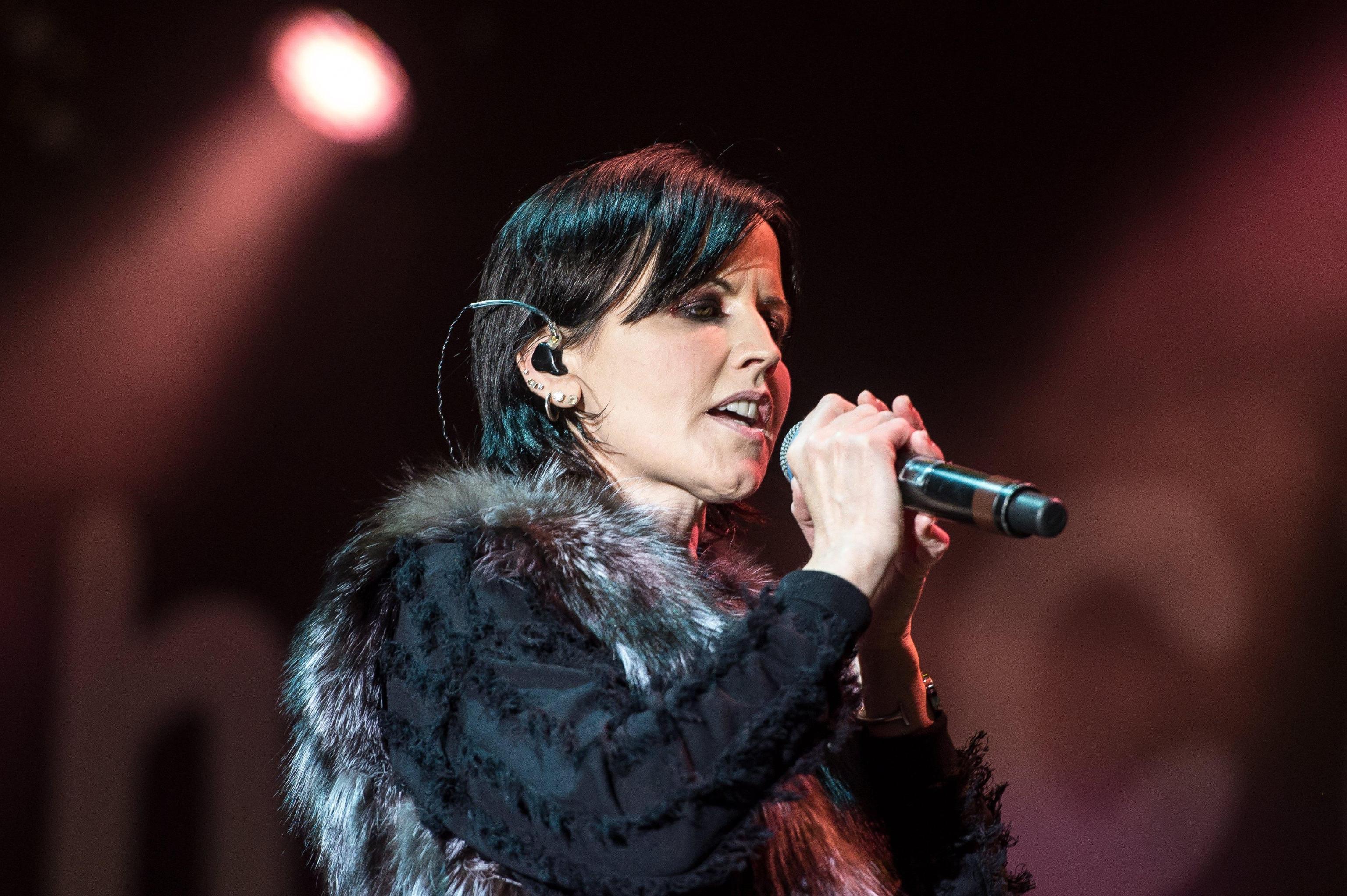 È morta Dolores O'Riordan. la cantante dei Cranberries - Giornale di Sicilia