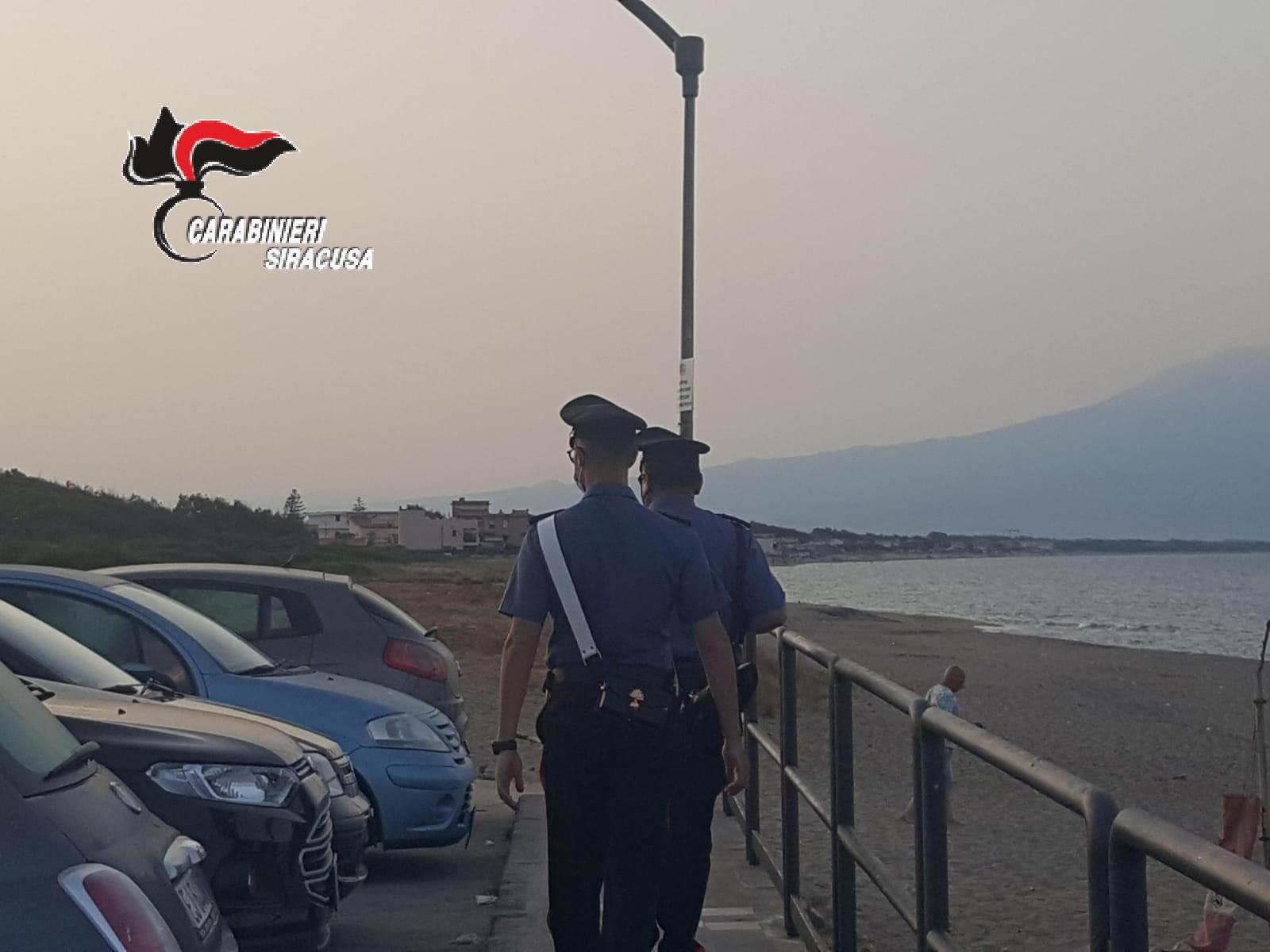 Augusta, controlli serrati dei carabinieri: 3 denunce e multe per 13 mila  euro - Giornale di Sicilia