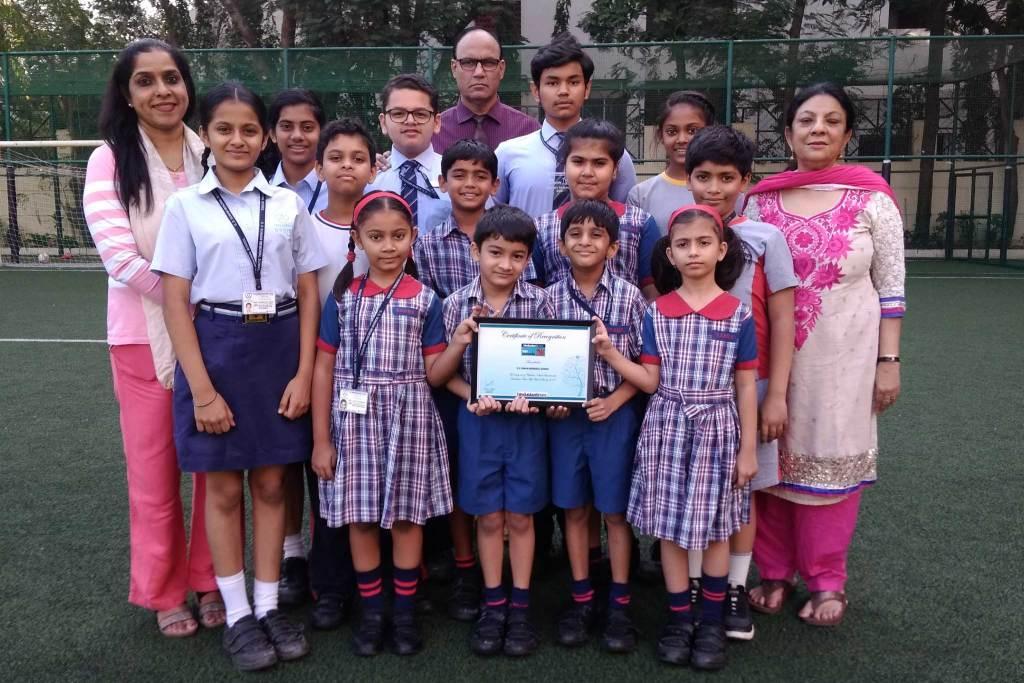Hindustan Times Award for Top Schools of Mumbai