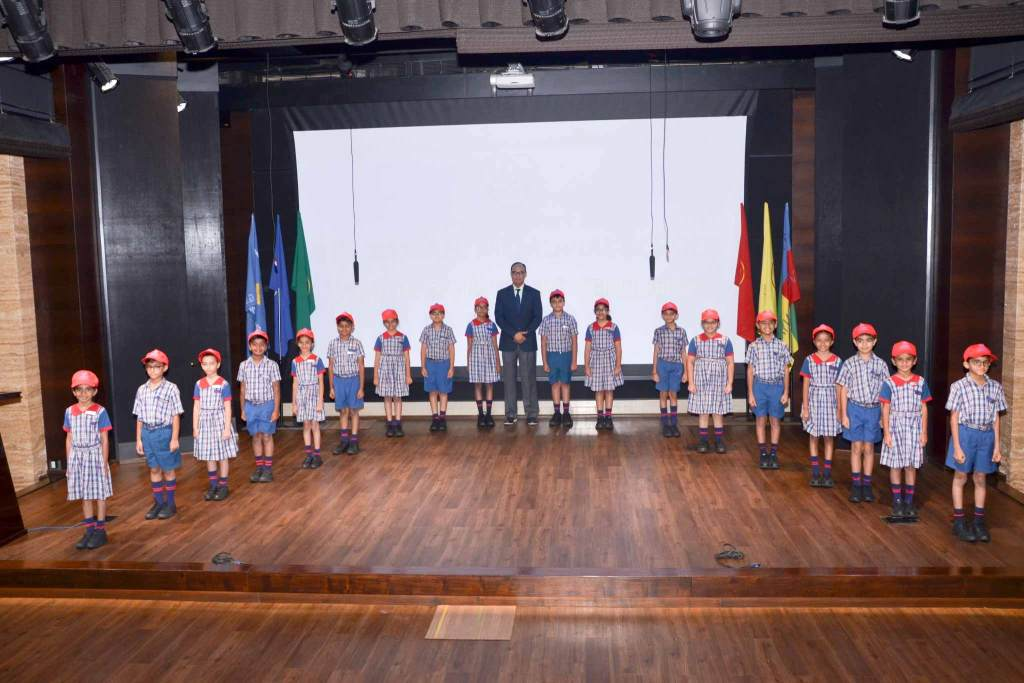 Primary Investiture Ceremony 2019