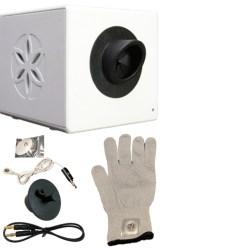 A8: Bio-Well + glove + calibration unit