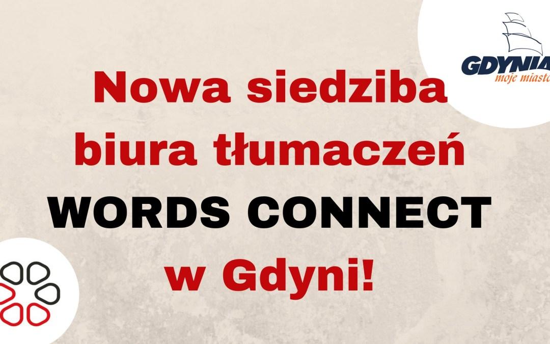 BIURO TŁUMACZEŃ GDYNIA – Nowa siedziba biura w Gdyni!