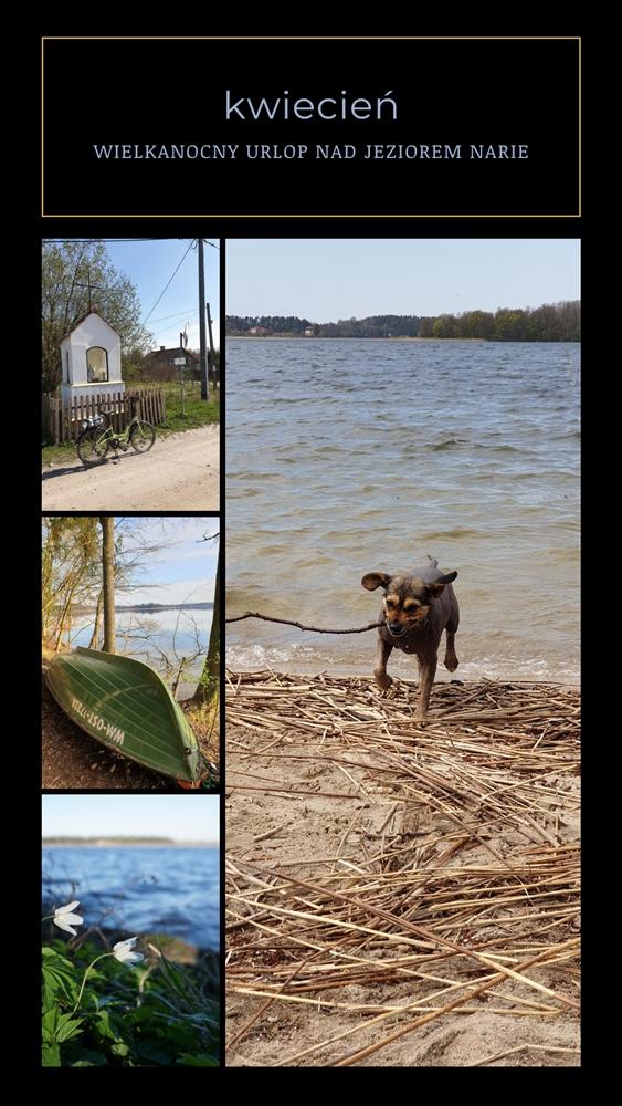Jezioro Narie atrakcje