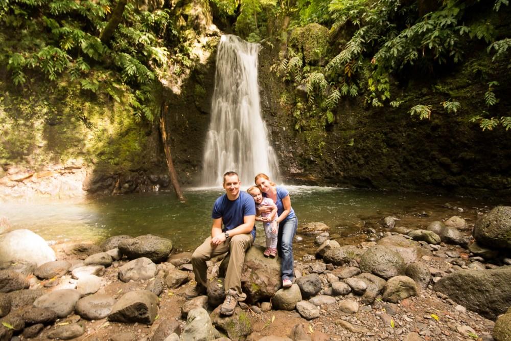 Wodospad Salto do Prego