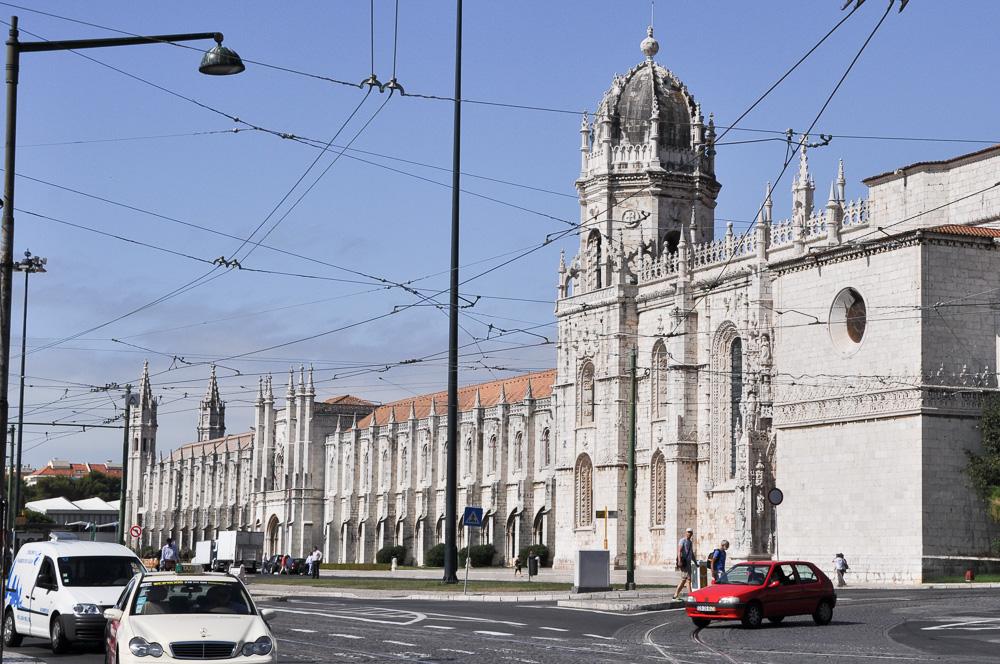 Klasztor Hieronimitów w Belém