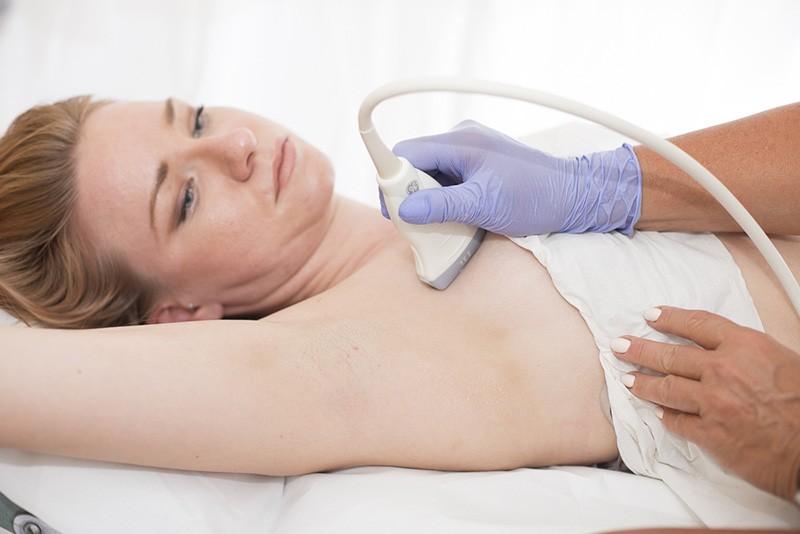 Czym jest USG piersi?