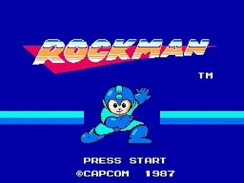 ロックマンってメジャーなわりに難易度高くね